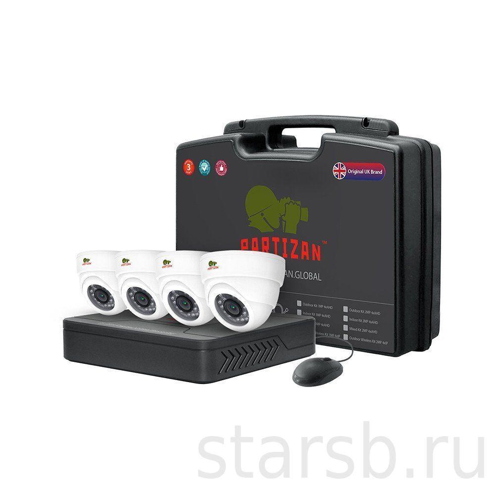 Комплект ИПРО Часовой 8x8-RF BOX 3G MMS радиоканальный 1707